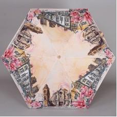 Женский зонт легкий механика супер мини Lamberti 75126-1863