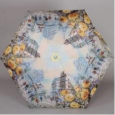 Легкий зонтик супер мини Lamberti 75126-1850 Париж в розах