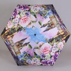 Зонтик в пять сложений с видами Праги Lamberti 75129-1876