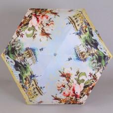 Зонт женский супер мини (16см) Lamberti 75129-1878 Берлин в цветах