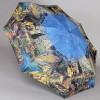Супер мини женский зонт Lamberti 75325-1815 Побережье озера Гарда