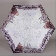 Зонтик супер мини плоский Lamberti 75336-1819 Город в узорах