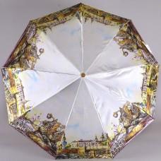 Зонт женский Laska 1852-9801 Питер гуашью