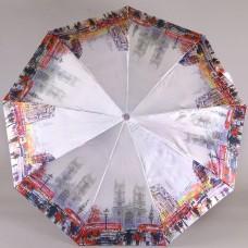 Зонт женский Laska 1852-9805 Лондон Ричарда Макнейла