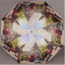 Зонтик складной женский Magic Rain 1224-1641 Лондон