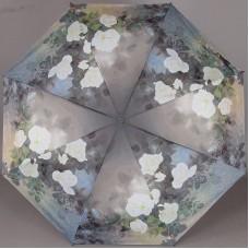 Зонт женский (механика) Magic Rain 1231-1632 Нежные розы
