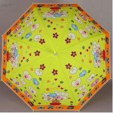 Зонт детский трость с куполом 92 см Magic Rain 14892