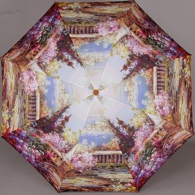 Зонт женский Magic Rain 7224 Старая Италия