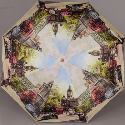 Зонтик полный автомат Magic Rain 7224 Лондон