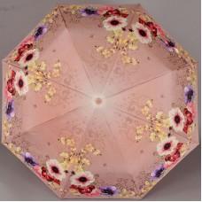 Женский зонт полный автомат Magic Rain 7231-1630 Цветы
