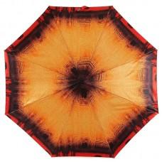 Зонт женский Magic Rain 3344-07 Красно-желтый Градиент