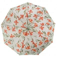 Зонтик женский Magic Rain L3FAS59P-9 Цветы на светлом фоне