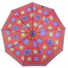 Зонт женский Magic Rain L3FAS59P-9 Цветные квадратики