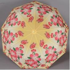 Зонт женский M.N.S. P103-9801 Цветочной тематики