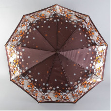Зонтик полуавтомат сатиновый M.N.S S307