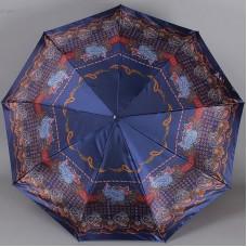 Синий зонтик в узорах M.N.S. S307