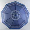 Зонт женский M.N.S P312 Цепочка на синем