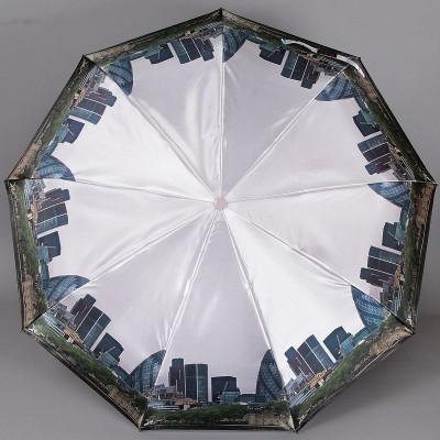Зонтик женский M.N.S. S401-9803 Современный Лондон