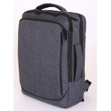 1134-03 Рюкзак-портфель синий