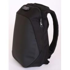 1136-01 Городской рюкзак черный
