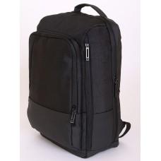 2918-01 Городской рюкзак черный