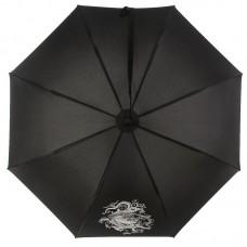 Зонт трость от дождя унисекс NEX 31611 Дракон