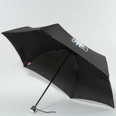 Женский зонт с фонариком Nex 33561 Синее солнце