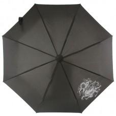 Зонт унисекс плоский Nex 33811-112 Дракон