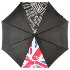 Зонтик плоский женский NEX 33811-307 Лондон
