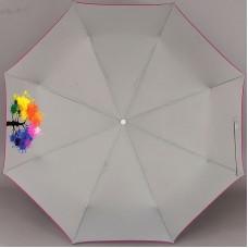 Женский зонт NeX 33841-037B Радужное дерево на сером