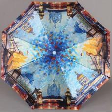 Женский зонт Planet 102-9803 Храмы и мосты Санкт-Петербурга