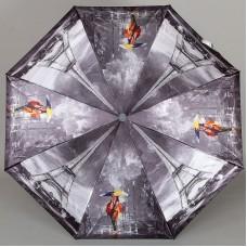 Женский зонт мини (17 см) Planet 146 Осенний Париж