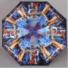 Зонт мини (17 см) с сатиновым куполом Planet 146