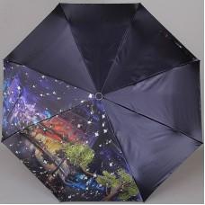 Зонт сатиновый с тематикой города Planet 154