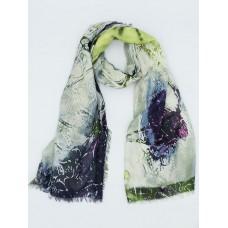 Женский платок Зеленый