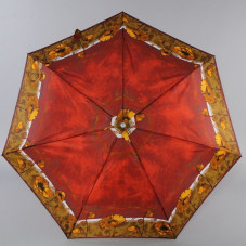 Зонт Prize женский 395-2272 жёлтые цветы