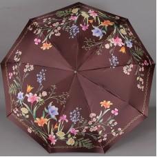 Женский зонтик Полевые цветочки