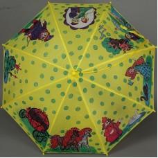Детский зонтик с верёвочкой для ношения на плече
