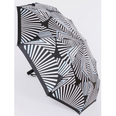 Зонтик женский Sponsa 1819-9801 Зебра