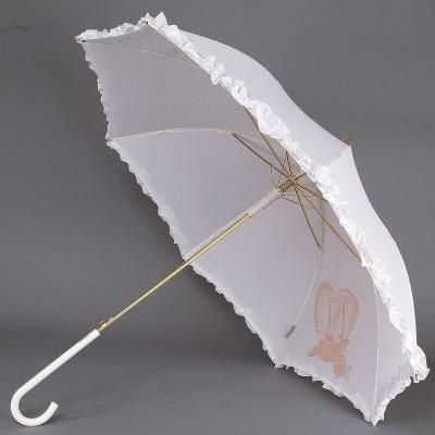 Свадебный зонт-трость Sponsa 6077-9805