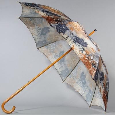 Зонт-трость женская Stilla 172wood Японский мотив