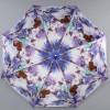 Зонт-трость женская Stilla 434-1 auto Цветочная акварель