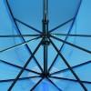 Зонт трость прозрачный TORM 1172 Синий