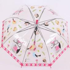 Зонтик детский Torm 14803-1906 Совы с сердцем