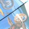 Детский зонтик с мотоциклами TORM 14804-01