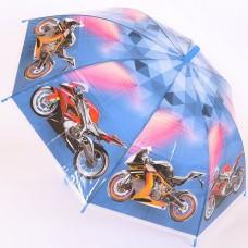 Зонтик трость со свистком для маленьких мальчиков TORM 14804-04 Мотоциклы