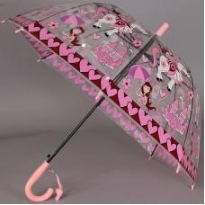 Детский зонт со свистком TORM 14807
