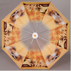 Зонт детский трость с щеночками TORM 14809-03