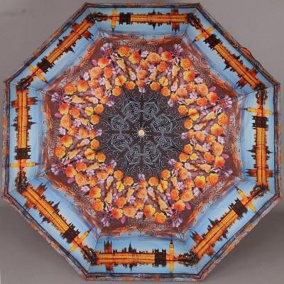 Женский зонт Три Слона 101 Лондон в розах