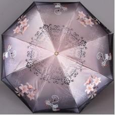 Зонт Три Слона 141-9801 женский облегченный с кошками